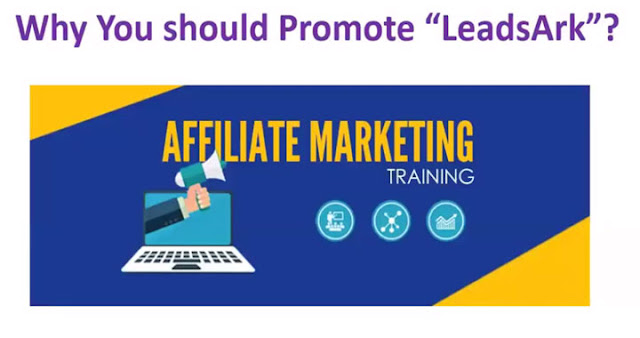 leadsark - why you should promote