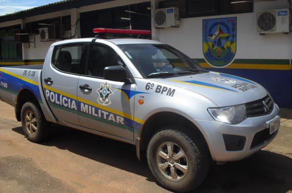 Homem é preso após render e tentar roubar policial militar em Cacoal