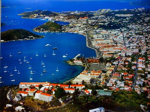 Charlotte Amali, Capital das Ilhas Virgens Americanas