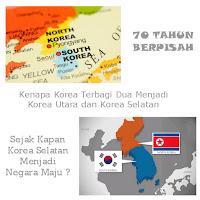 Kenapa Korea Terbagi dua