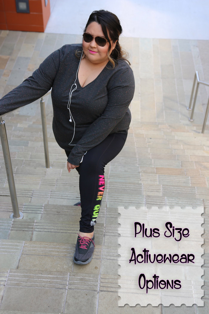 where to shop for plus size activewear