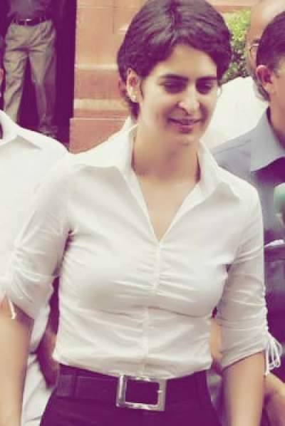 Priyanka Gandhi a beautiful politics