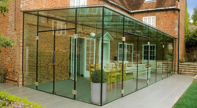 glass partition work company in dubai