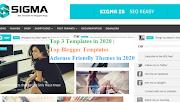 Top 3  Adsense Friendly Blogger Theme | Adsense Friendly Blogger Template | Best Ads Ready Templates in 2020