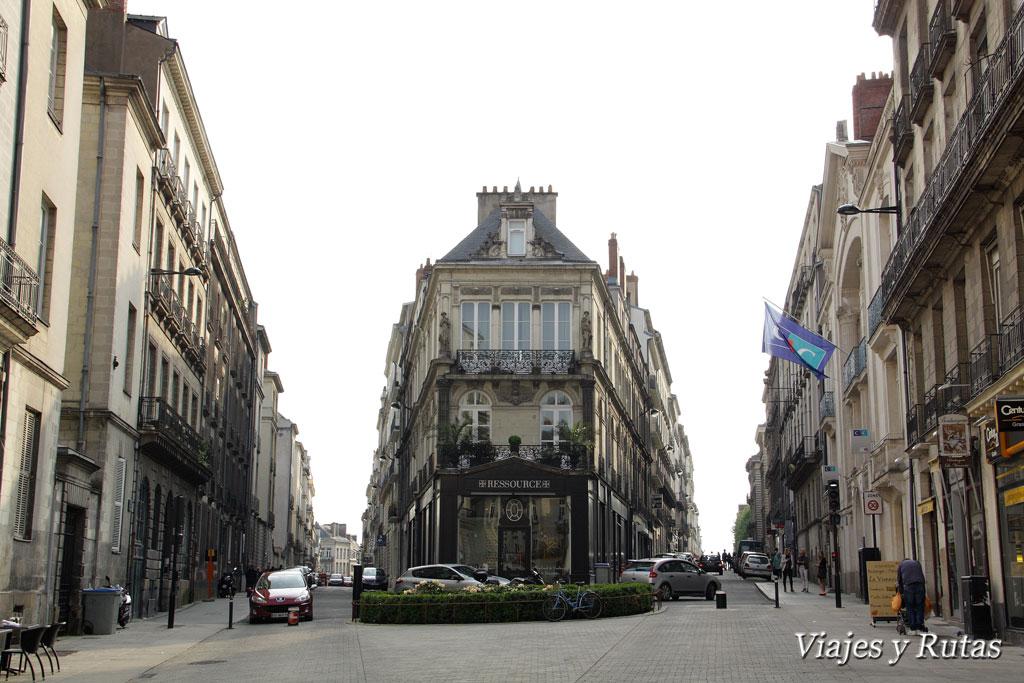 Rue Voltaire, Nantes