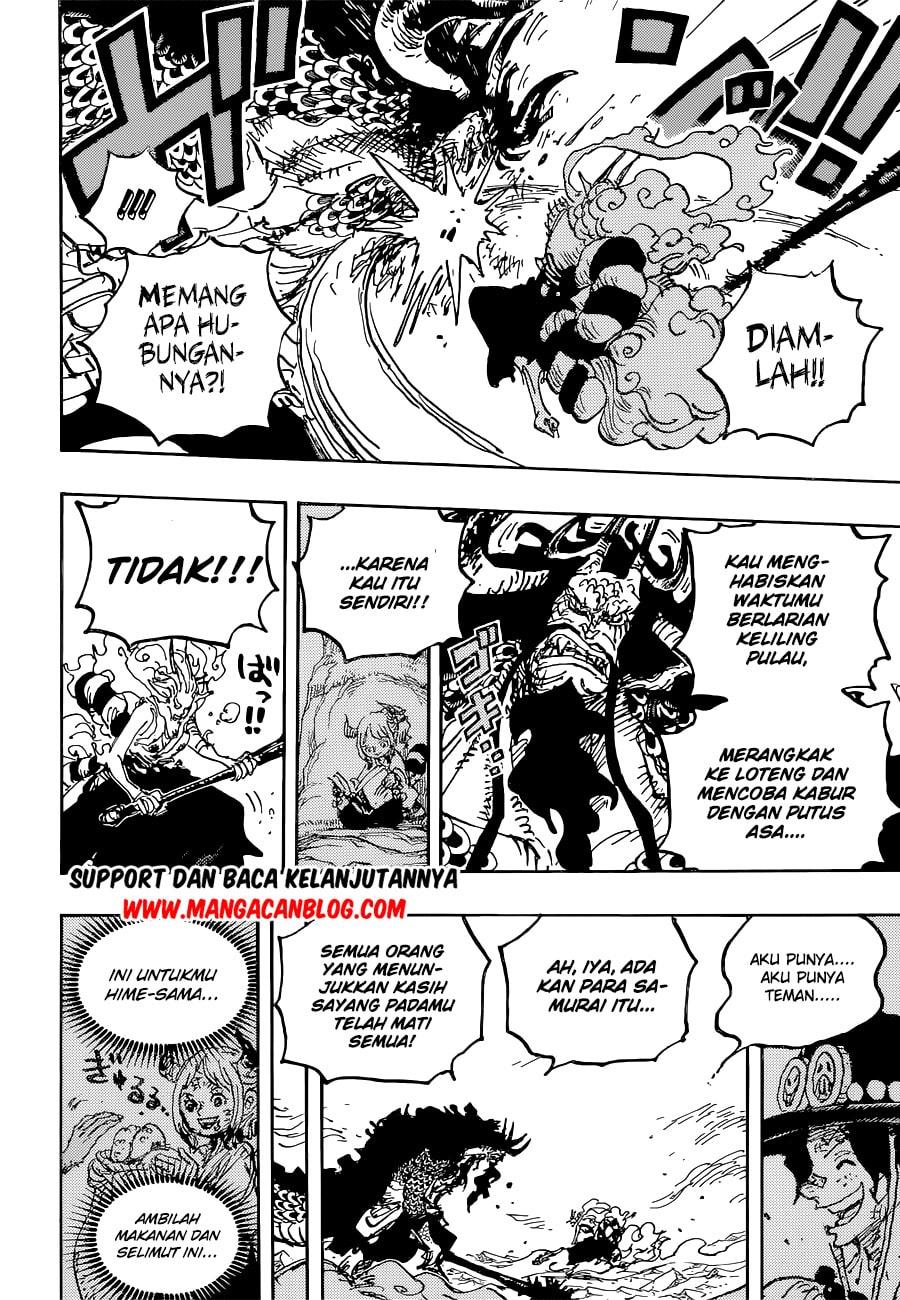 Manga One Piece Chapter 1025 Bahasa Indonesia
