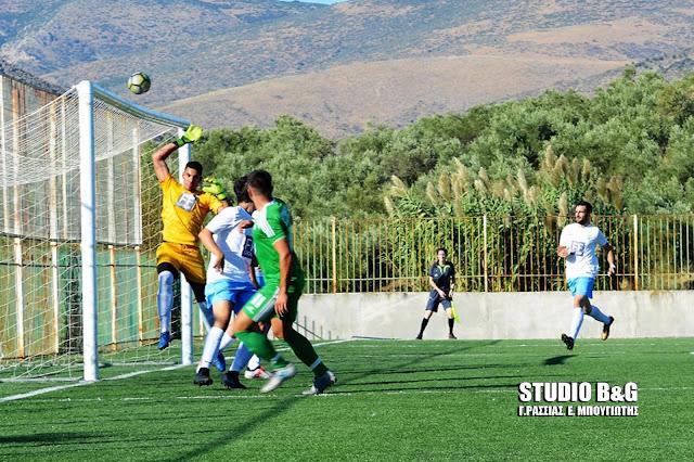 2-1 ο Ατρόμητος Παναριτίου με την Μπουμπουλίνα Σπετσών