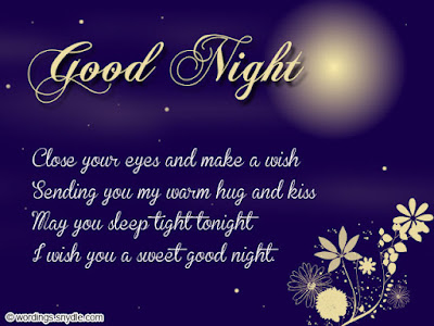 good night phrases