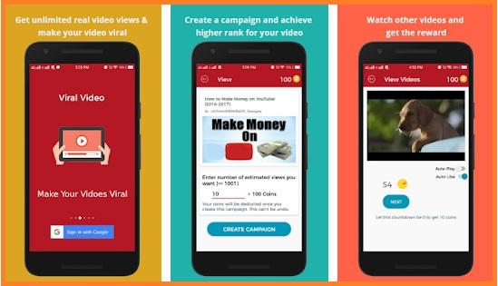 Aplikasi ViewTube Booster