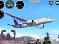 Plane Simulator 3D APK v1.0.4 MOD Full Unlimited Terbaru