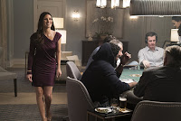 Jessica Chastain in Molly's Game