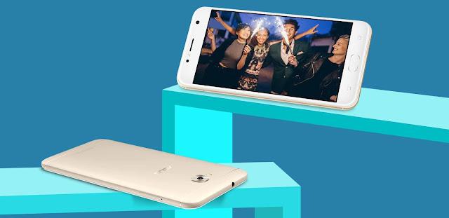 Asus Zenfone 4 Selfie - Spesifikasi dan Harga