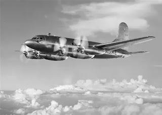 Daug DC-3 Plane