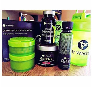 It Works Products Line image