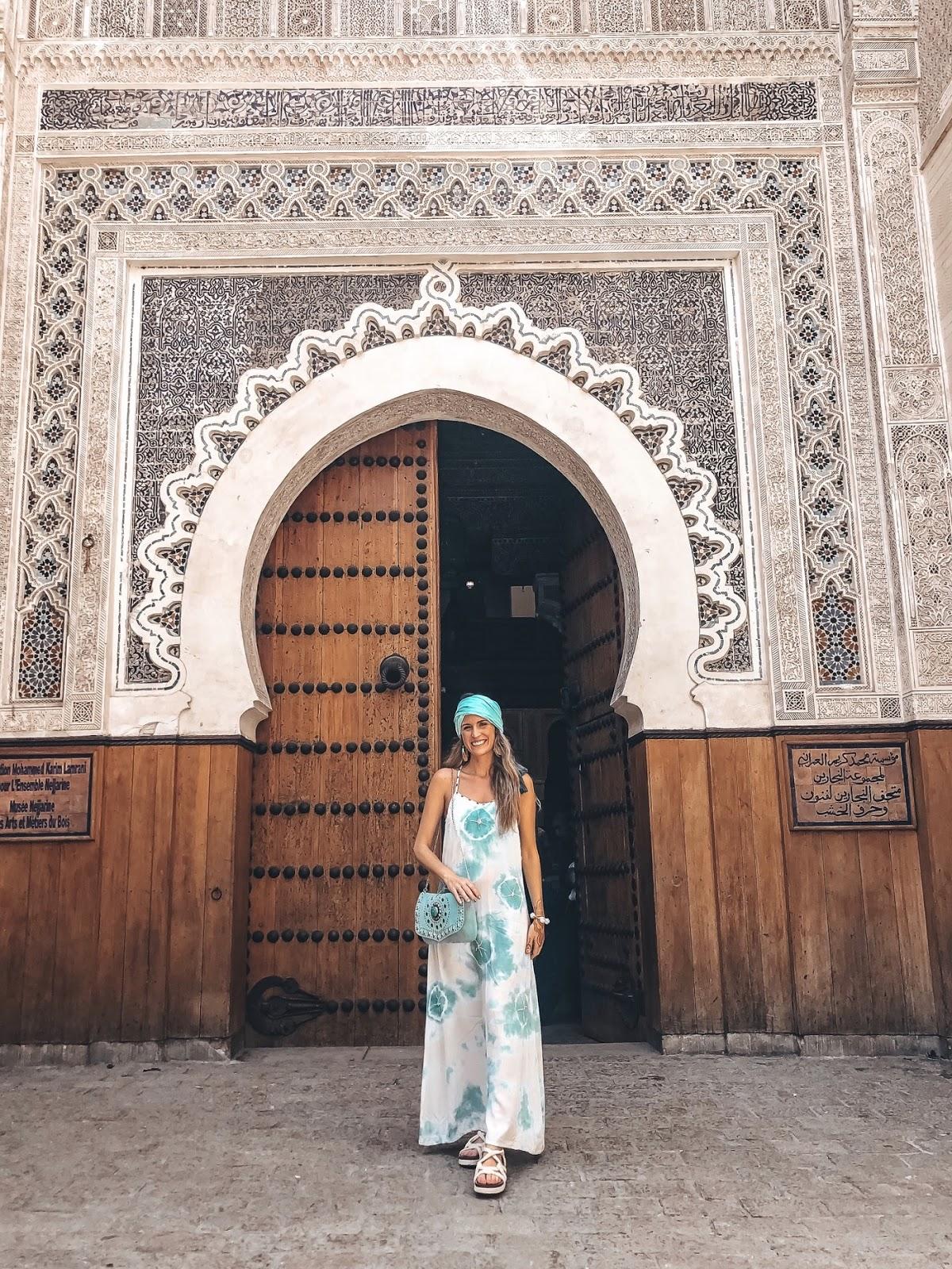 que ropa me llevo a un viaje por marruecos