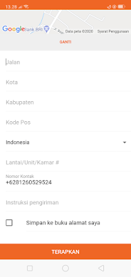 Aplikasi OLO Delivery | Solusi Buat Masyarakat Padang Lawas Yang Malas Keluar Rumah
