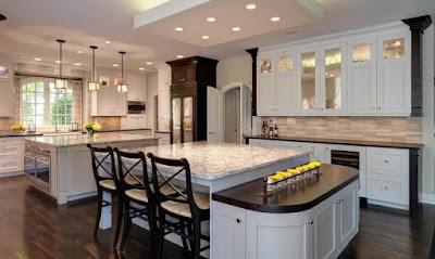 amazing benefits to custom kitchen areas