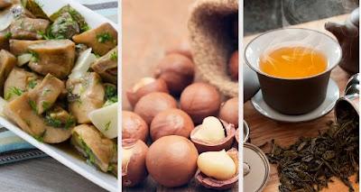 découvrir des aliments qui contiennent du sélénium