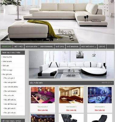 kinh doanh nội thất online