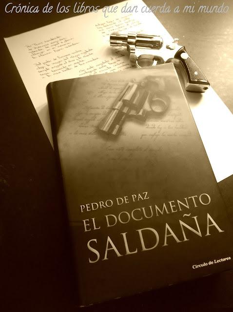documento, Saldaña, Pedro de Paz