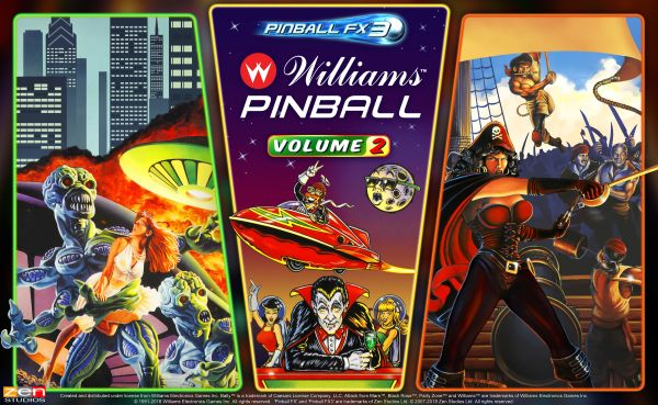 Williams™ Pinball Volume 2