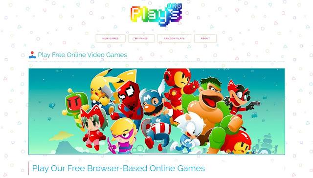 Browser-based online games