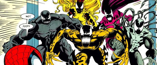 Czym są symbionty? Marvel