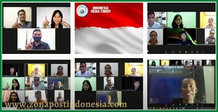Para Jurnalis di Indonesia Mendiskusikan Peran Media Dalam Era Pandemi