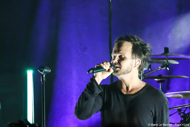 The Rasmus Trabendo Paris Concert Live Rock'n'Live France Marie Le Bannier In the Shadows Paradise Dark Matters Rock Lauri Ylönen