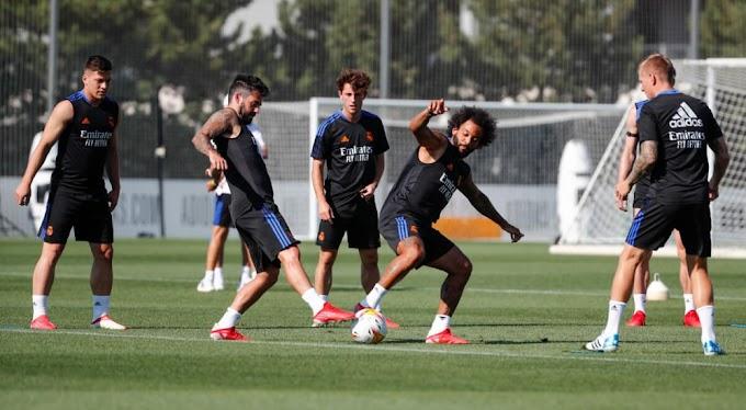 Érdekes taktikát választott a Real Madrid, a tűzzel játszanak, de működhet a dolog
