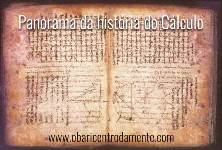 Panorama da História do Cálculo