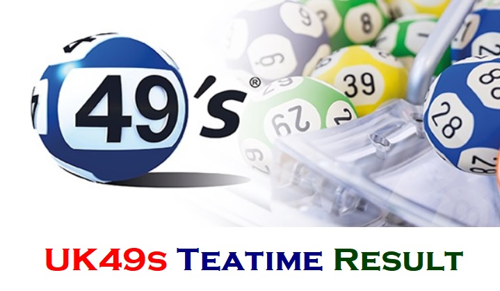 UK49s Teatime Result 4 April 2020