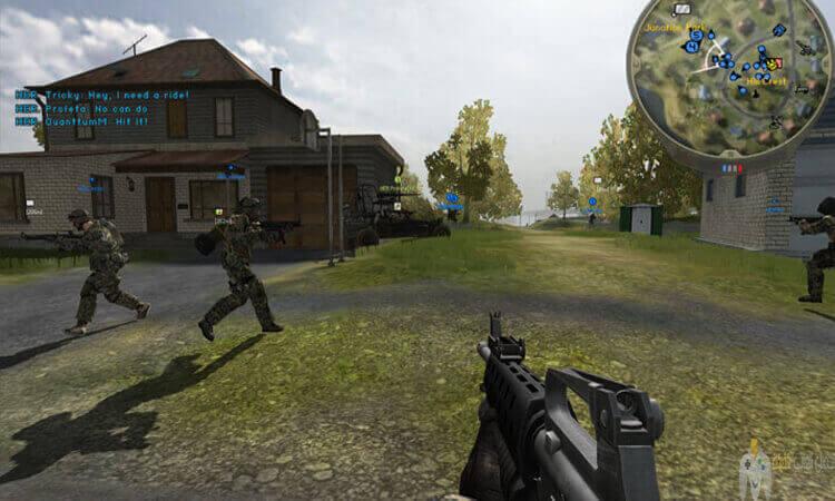 تحميل لعبة باتل فيلد 2 Battlefield للكمبيوتر