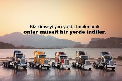 kamyon arkası yazıları, komik yazılar, komik kamyon arkası yazıları