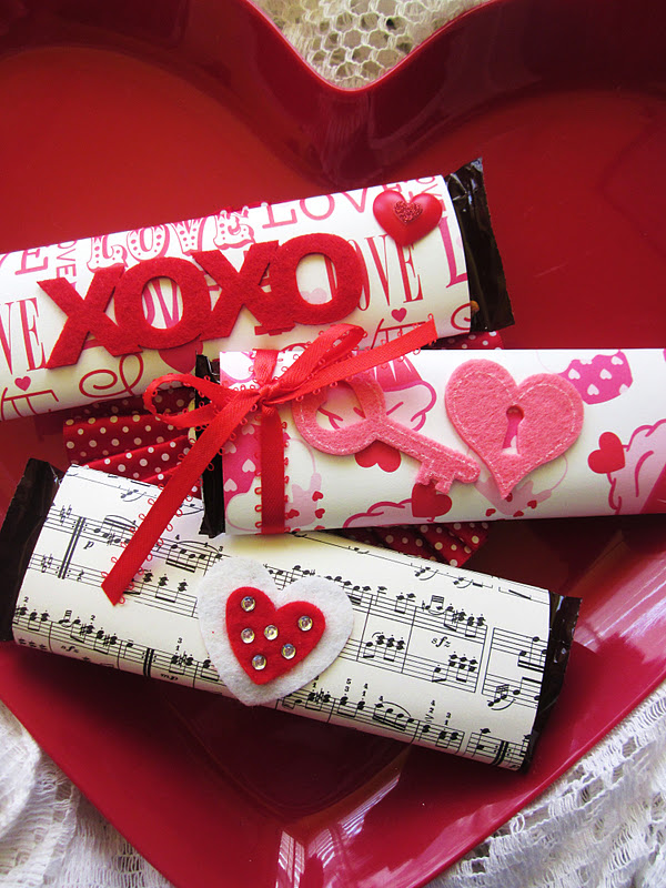 Homespun with love valentine candy bar wrappers for Valentine candy bar wrapper templates