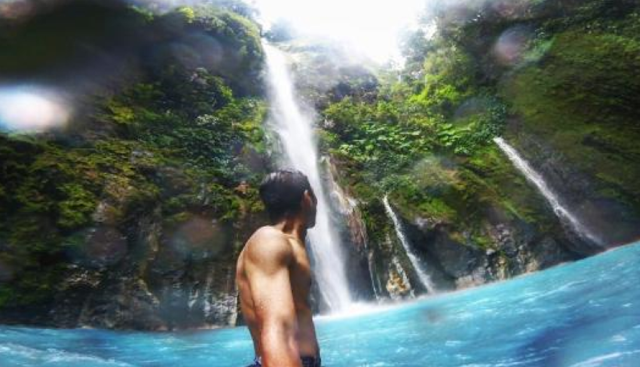Tips Berwisata di Air Terjun Dua Wana