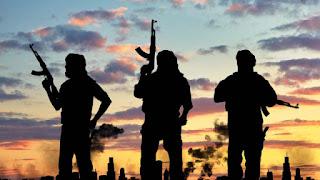 Three Hoodlums Shot Dead