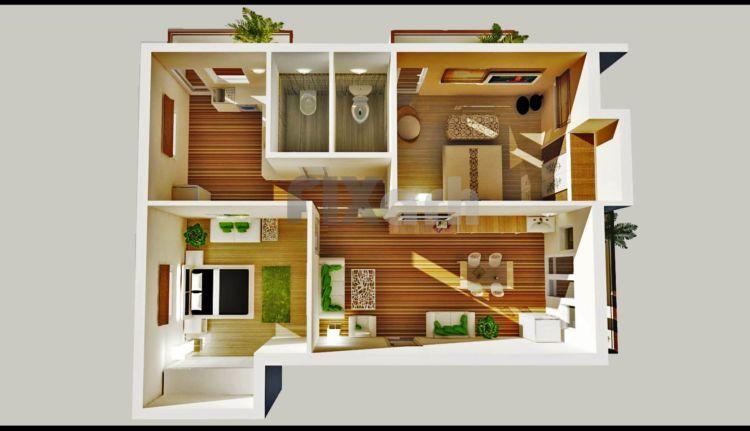5 Desain Rumah Minimalis 2 Kamar Cocok Jadi Referensi Pengantin