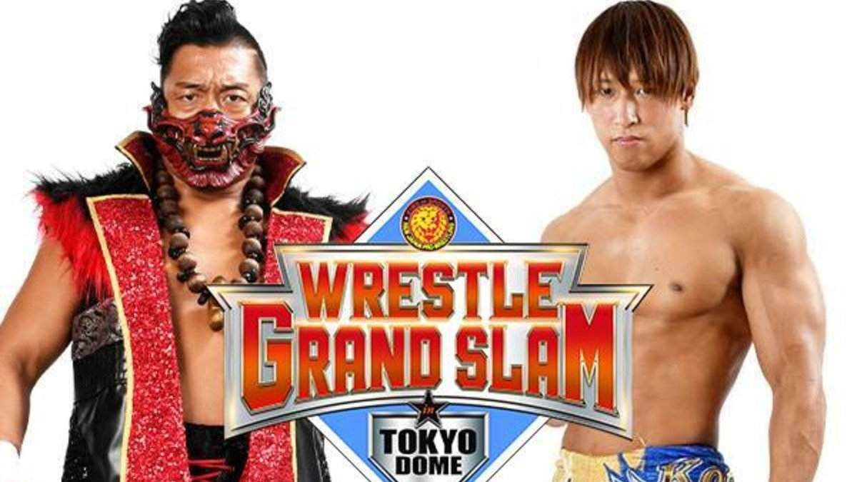 Shingo Takagi vs. Kota Ibushi acontecerá no NJPW Wrestle Grand Slam
