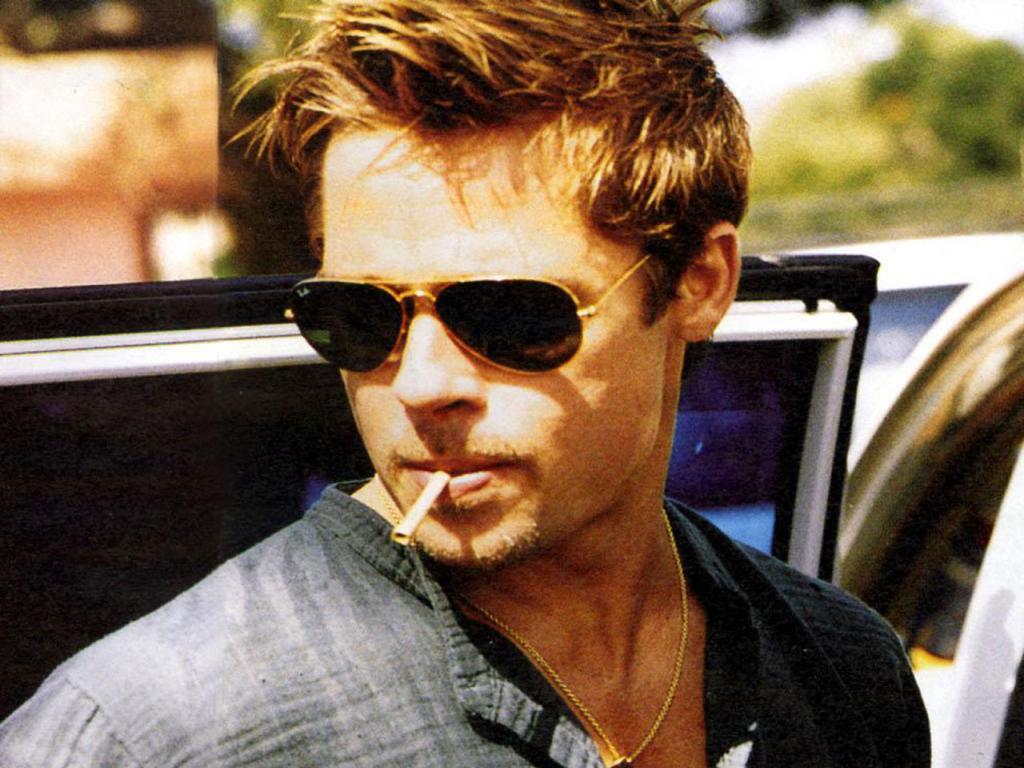 Brad Pitt Hd Wallpapers: Brad Pitt New HD Wallpapers