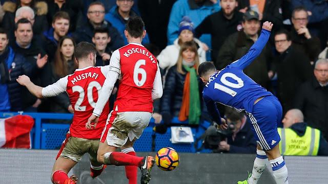 Prediksi Chelsea vs Arsenal Carabao Cup