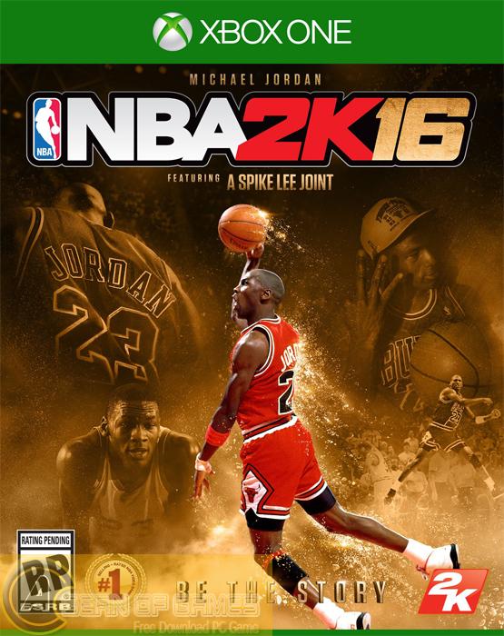 NBA 2K16 PC Game Free Download
