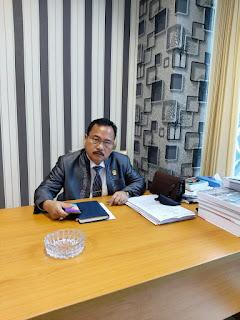 Anggota DPRD Sumut dari Fraksi PDI Perjuangan, Budieli Laia