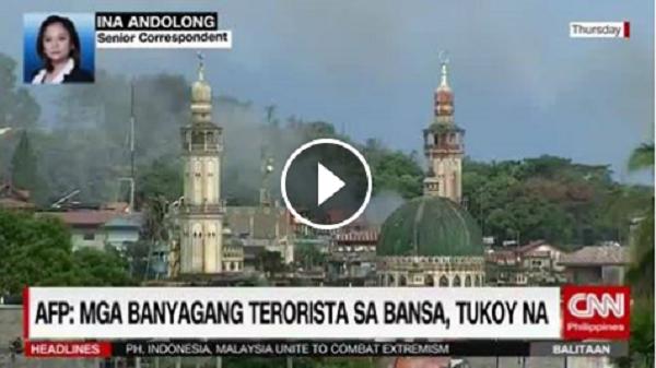 WATCH   Tukoy na ang mga Banyagang Terorista sa Bansa