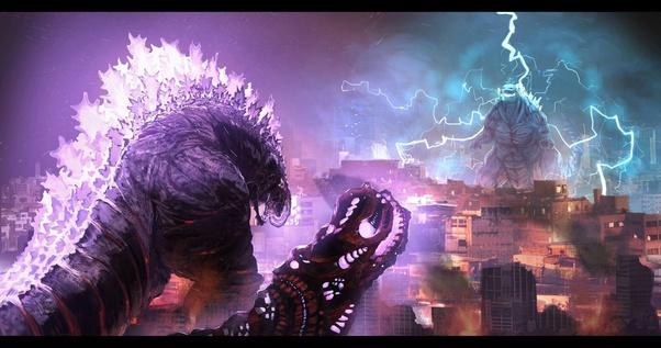 Shin Godzilla vs Godzilla Earth