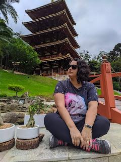 Conhecendo a Torre de Miroku