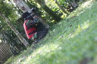 paintball bandungan