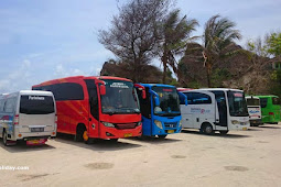 Sewa Bus Jogja Tujuan Wisata Pantai Siung Yogyakarta
