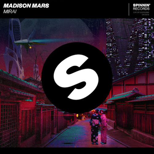 Madison Mars - Mirai (Extended Mix)