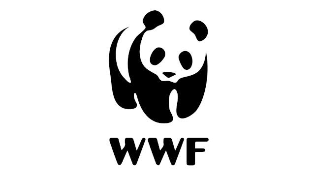 wwf panda combination logo